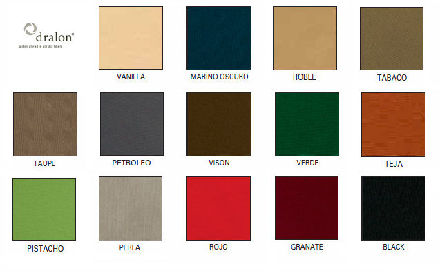 outdoor cushions colours - Garden Furniture Colours